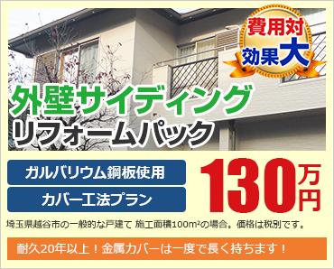 外壁屋根塗装パック 99.0万