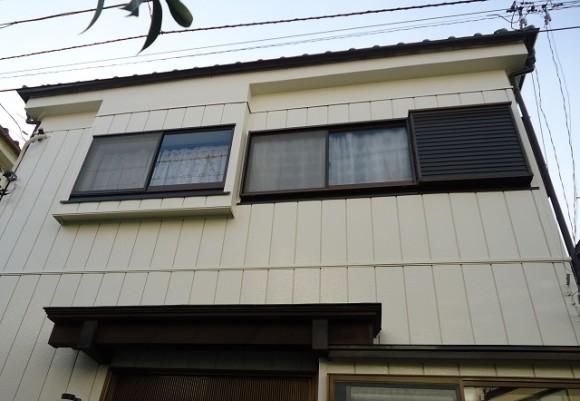 越谷市 H様邸 外壁塗装工事