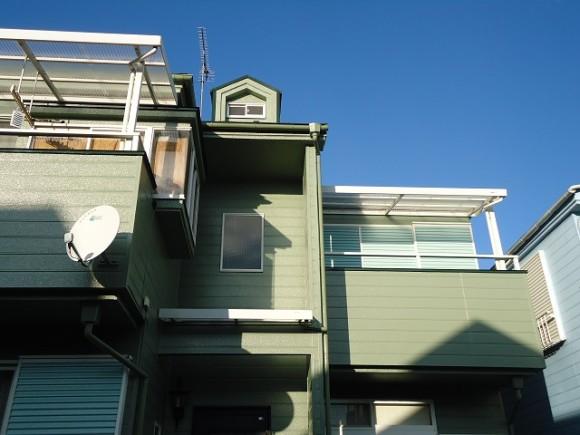 越谷市 O様邸 外壁・屋根塗装工事