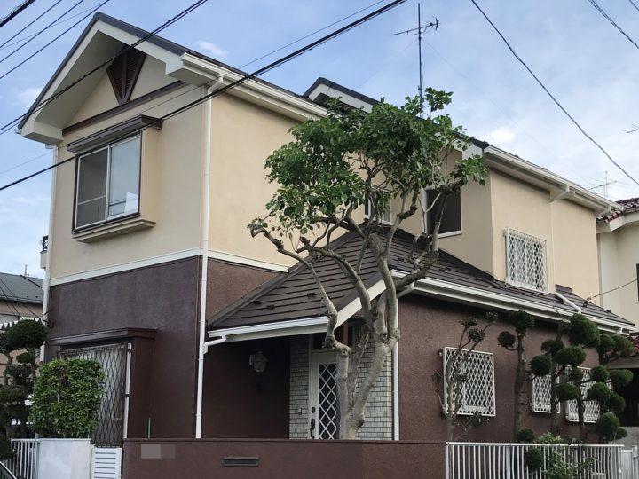 さいたま市北区 S様邸 外壁塗装・屋根葺き替えリフォーム