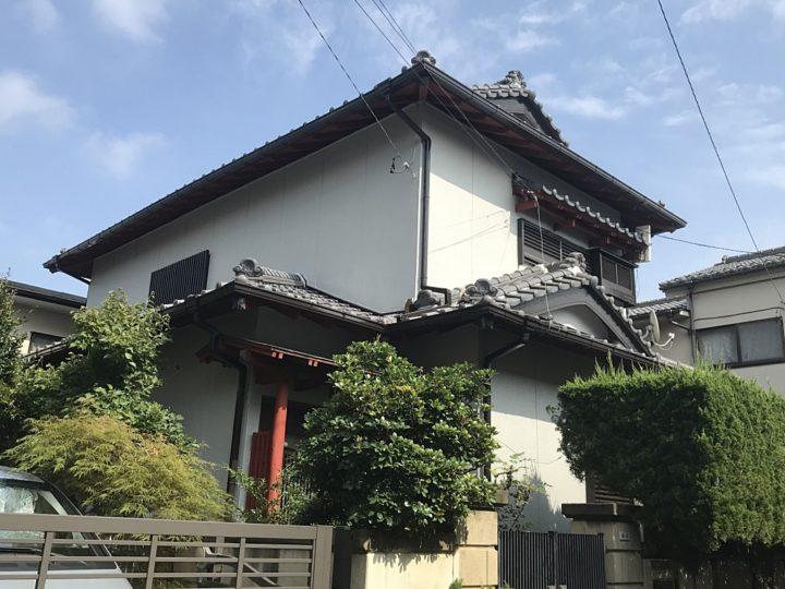 春日部市大沼 S様邸 外壁塗装・付帯塗装リフォーム