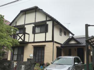 北葛飾郡松伏町 M様邸 外壁塗装・屋根塗装リフォーム