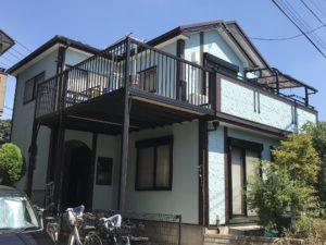 さいたま市西区 Y様邸 外壁塗装・屋根葺き替えリフォーム