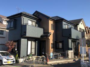 さいたま市緑区 K様邸 外壁塗装・屋根重ね葺きリフォーム