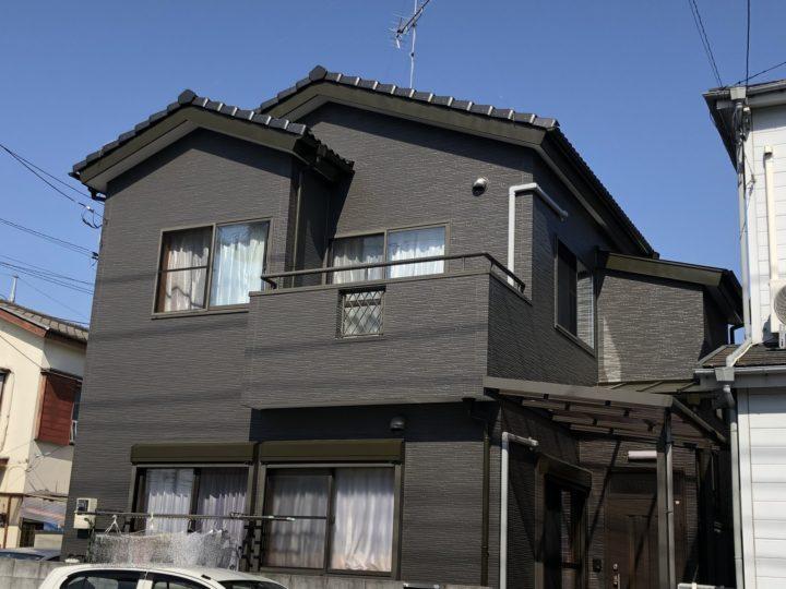 春日部市緑町 O様邸 外壁塗装リフォーム