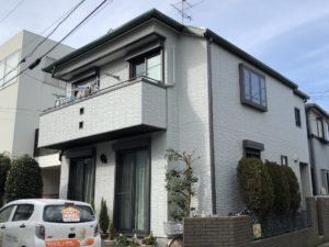 さいたま市緑区 O様邸 外壁塗装・屋根塗装リフォーム