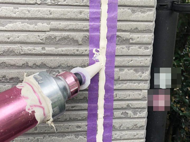 さいたま市・外壁塗装・シーリング打替え