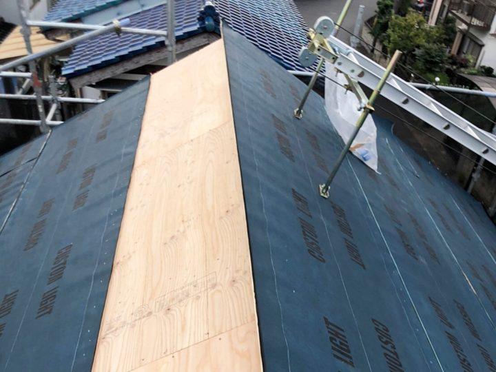 越谷市・外壁塗装・屋根改修