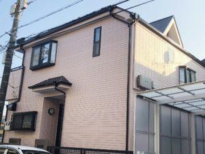 外壁塗装・屋根塗装・越谷