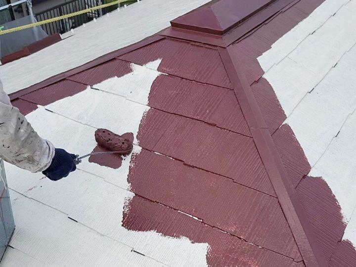 屋根塗装・外壁塗装・越谷市