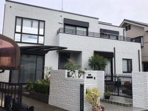 杉戸町高野台 S様邸 外壁塗装・屋根塗装リフォーム