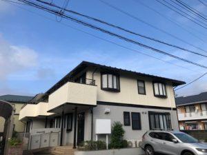 越谷市千間台 T様邸 外壁塗装・屋根改修リフォーム
