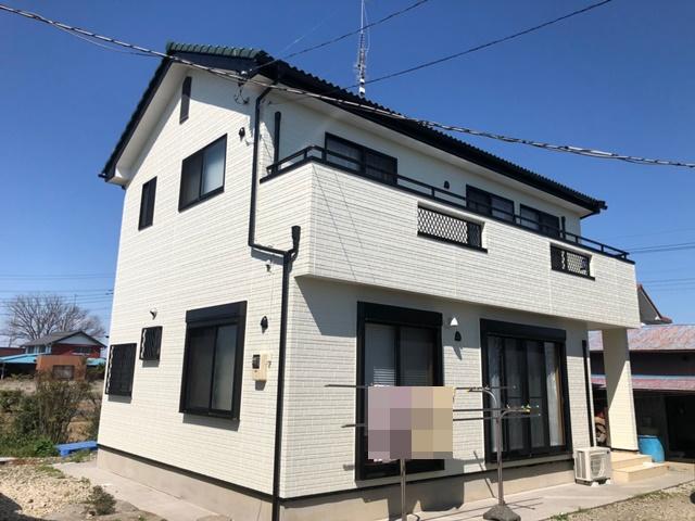 春日部市立野 O様邸 外壁塗装リフォーム