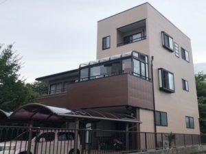 坂東市岩井 N様邸 外壁塗装・屋根塗装リフォーム