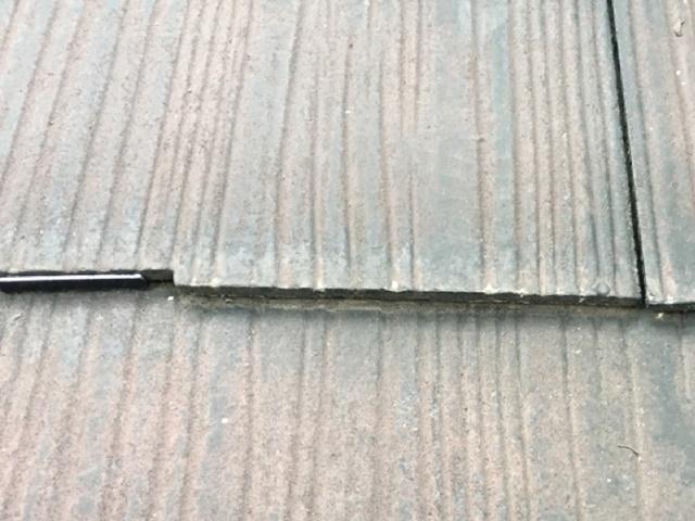 春日部市・雨漏り・屋根塗装