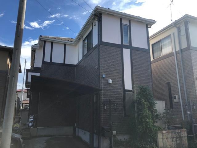 春日部市栄町 E様邸 外壁塗装・屋根改修リフォーム