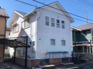 久喜市 T様邸 外壁塗装・屋根塗装リフォーム