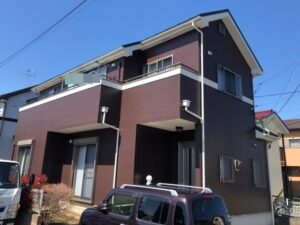 野田市尾崎 H様邸 外壁塗装・屋根改修リフォーム