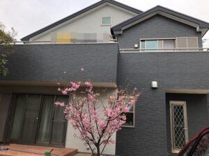 越谷市大房 M様邸 外壁塗装・屋根塗装リフォーム